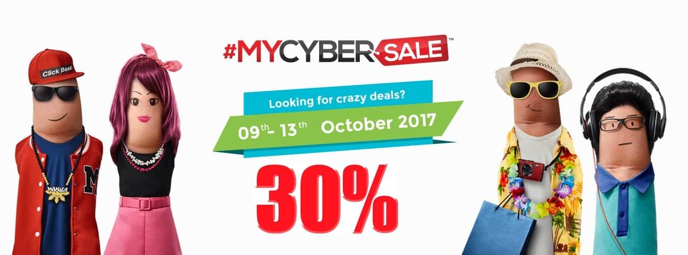 MYCYBERSALE 2017