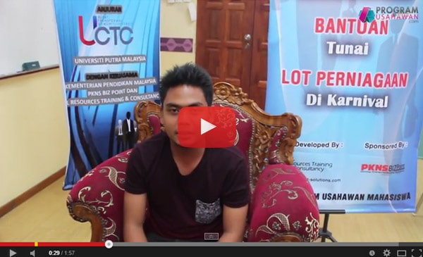 ASL Program Usahawan | testimoni 7