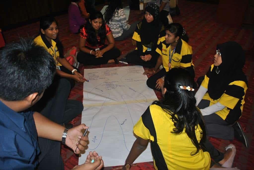 gambar seminar usahawan generasi baru - programusahawan.com