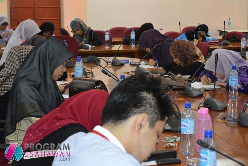 Seminar Strategi Memulakan Perniagaan-Programusaahwan.com