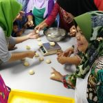 Bengkel Frozen Food (Makanan Sejuk Beku) - Program Usahawan