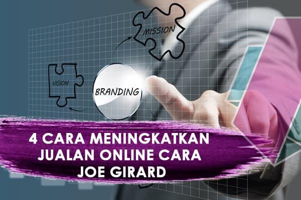 Cara Meningkatkan Jualan Online