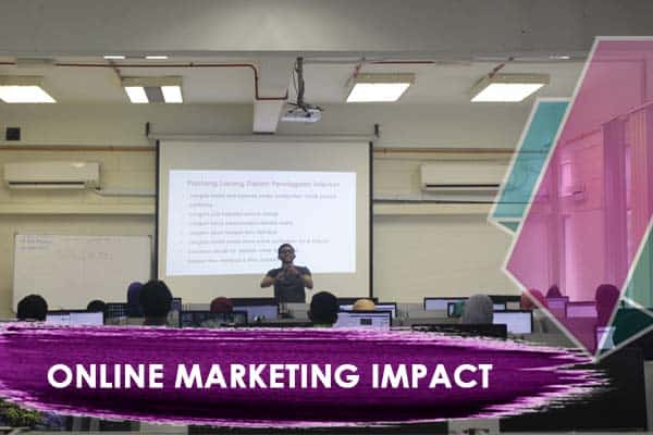 Bengkel Pemasaran Online