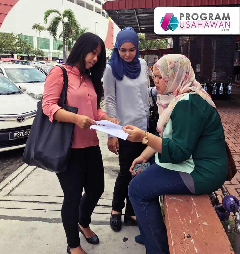 Program Kajian Pasaran Usahawan Malaysia-Program Usahawan