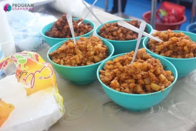 Kursus Frozen Food Karipap,samosa popia