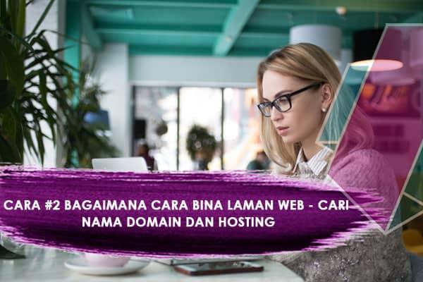 Cara Bina Laman Web