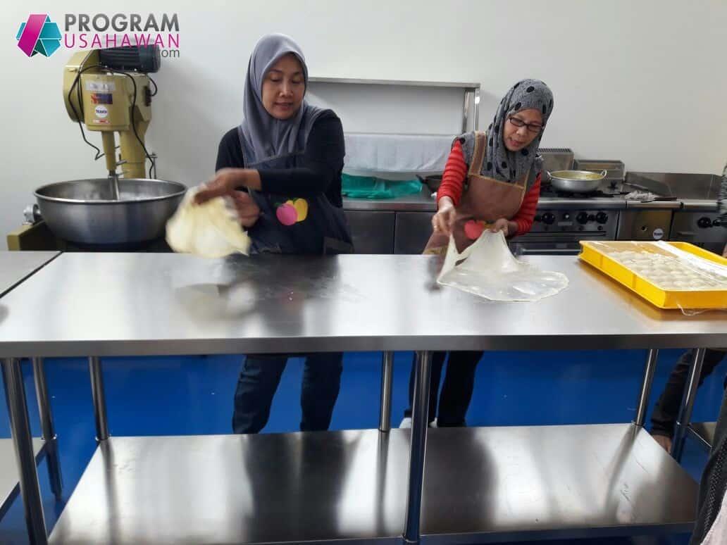 Kursus Frozen Food Roti Canai Selangor