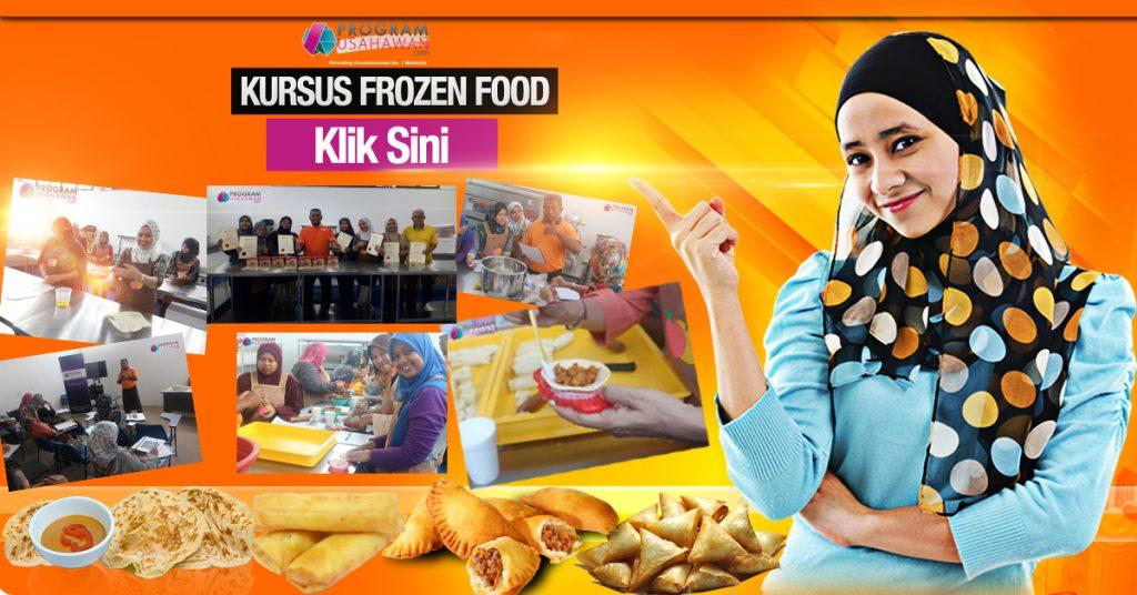 Kursus Frozen Food Malaysia