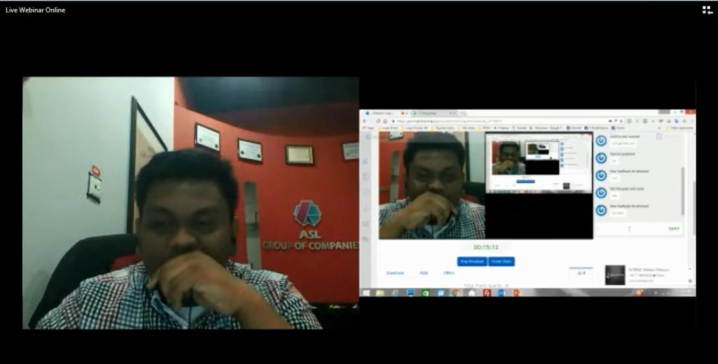 Webinar Online Usahawan Malaysia