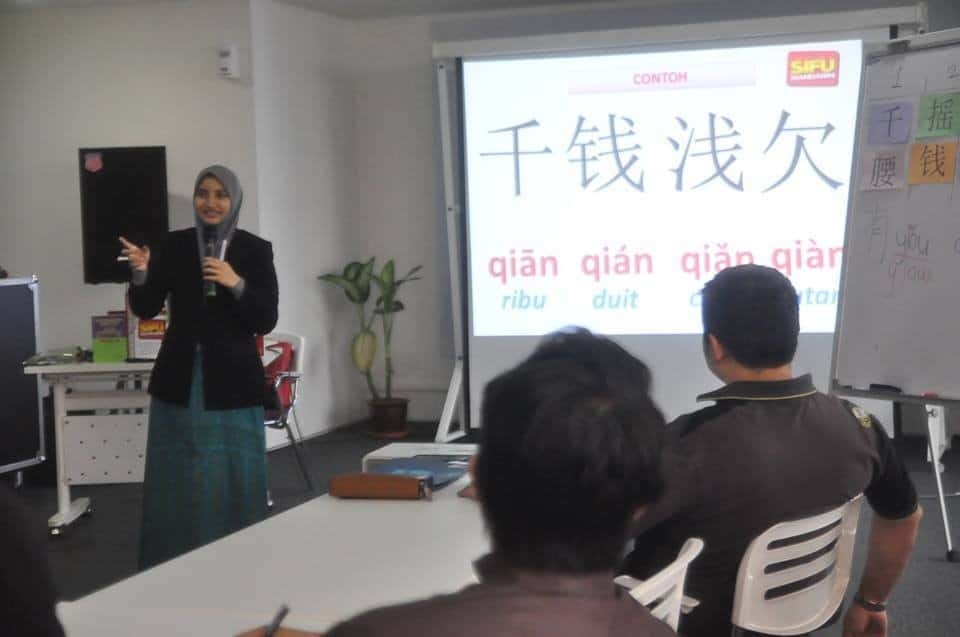 Belajar bahasa mandarin shah alam-mandarin for business-ProgramUsahawan.Com