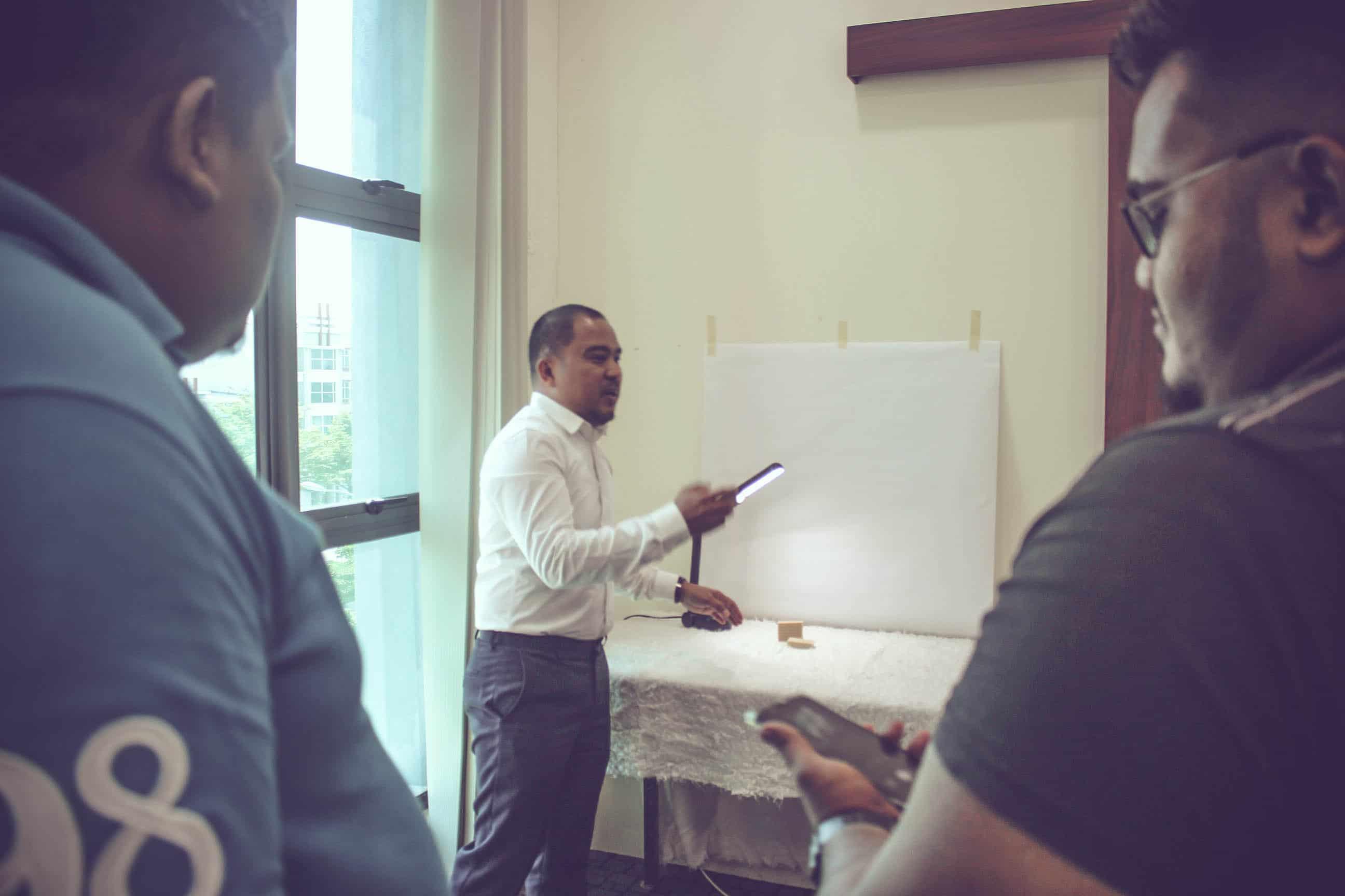 Kursus bisnes Fotografi Shah Alam