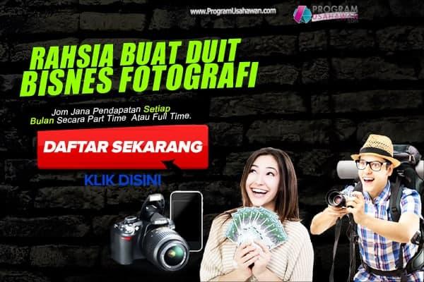 RAHSIA BUAT DUIT BISNES FOTOGRAFI-FEATURED IMEJ