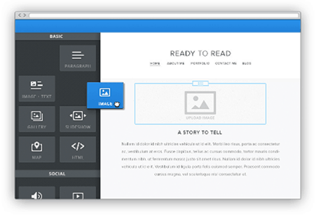 drag drop web builder-programusahawan