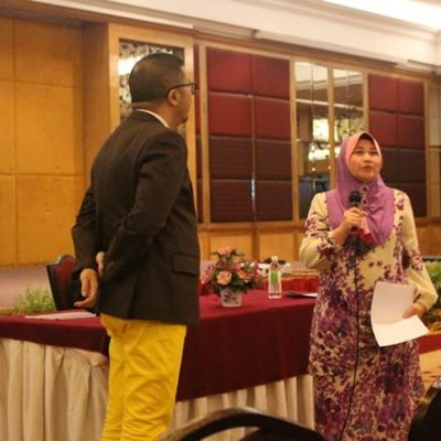 Kem Simulasi Usahawan-Business Pitch Malaysia