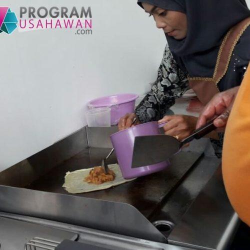 Kursus Frozen Food Murtabak Selangor