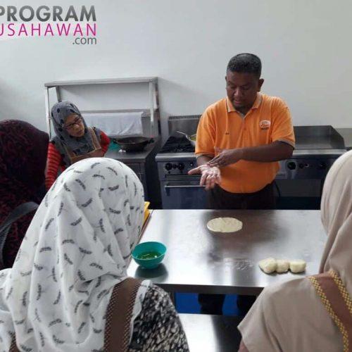Kursus Makanan Sejuk Beku Shah Alam