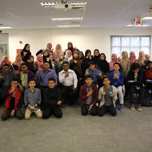 Program Seminar Usahawan Baru