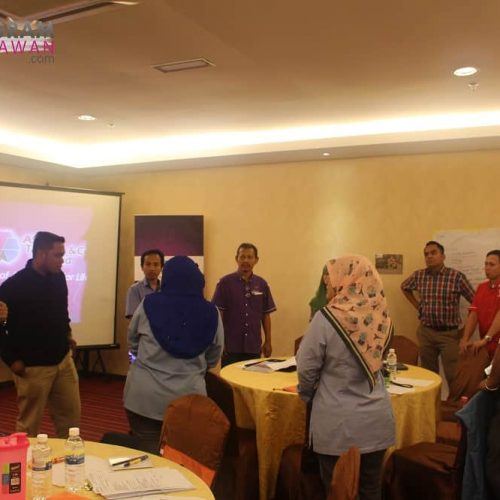 Program Train the trainer untuk usahawan