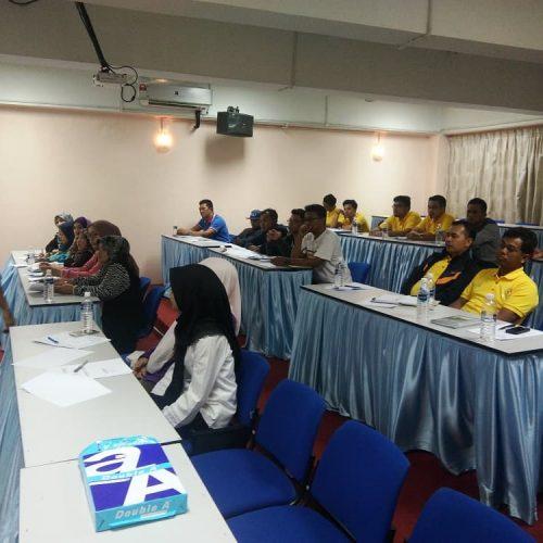 Program Usahawan Industri kampung
