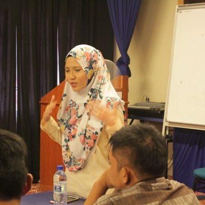 Program Usahawan SMART Rina Salleh