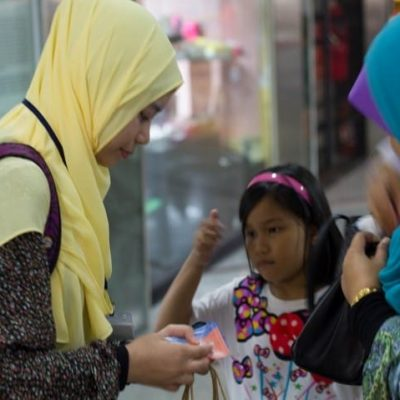 Program usahawan SMART UIA street selling -Programusahawan