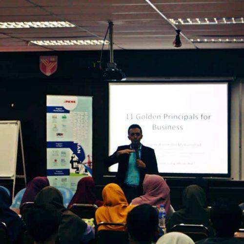 Seminar Agropreneur millionair