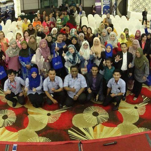 Seminar Asas Usahawan Sarawak