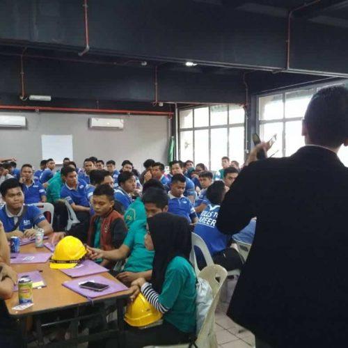 Seminar Usahawan CIDB Malaysia