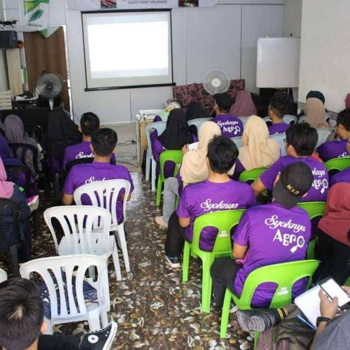 Seminar Usahawan pertanian