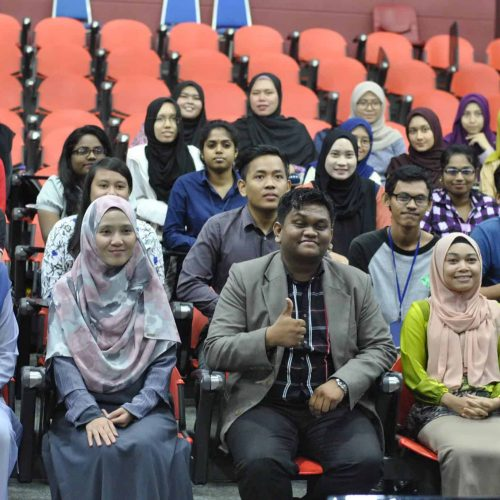 Seminar online business start up
