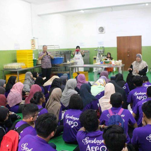 lawatan usahawan IKS Malysia